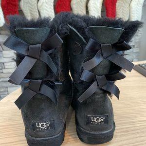 Size 8 Black UGG Boots